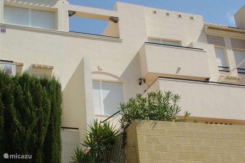 Vakantiehuis Spanje, Costa de Almería, Almerimar Vakantiehuis Huis, Villa bella vista
