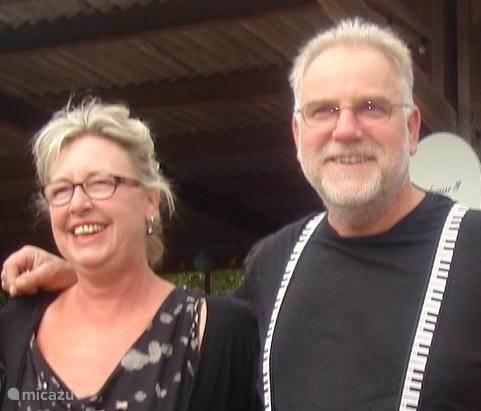Frans en Ireen Van Elsen