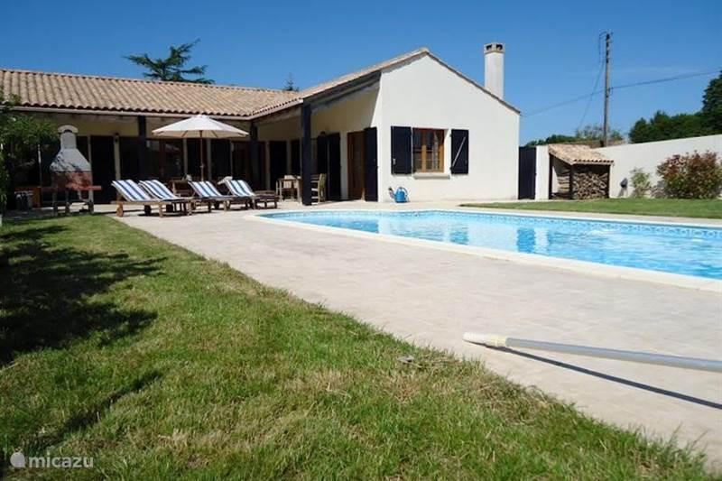 Vakantiehuis Frankrijk, Vendée, Longeville-sur-Mer Vakantiehuis Maison Champ Clos