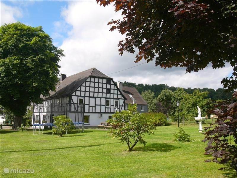 Vakantiehuis Duitsland, Sauerland, Schmallenberg vakantiehuis Sorpehaus