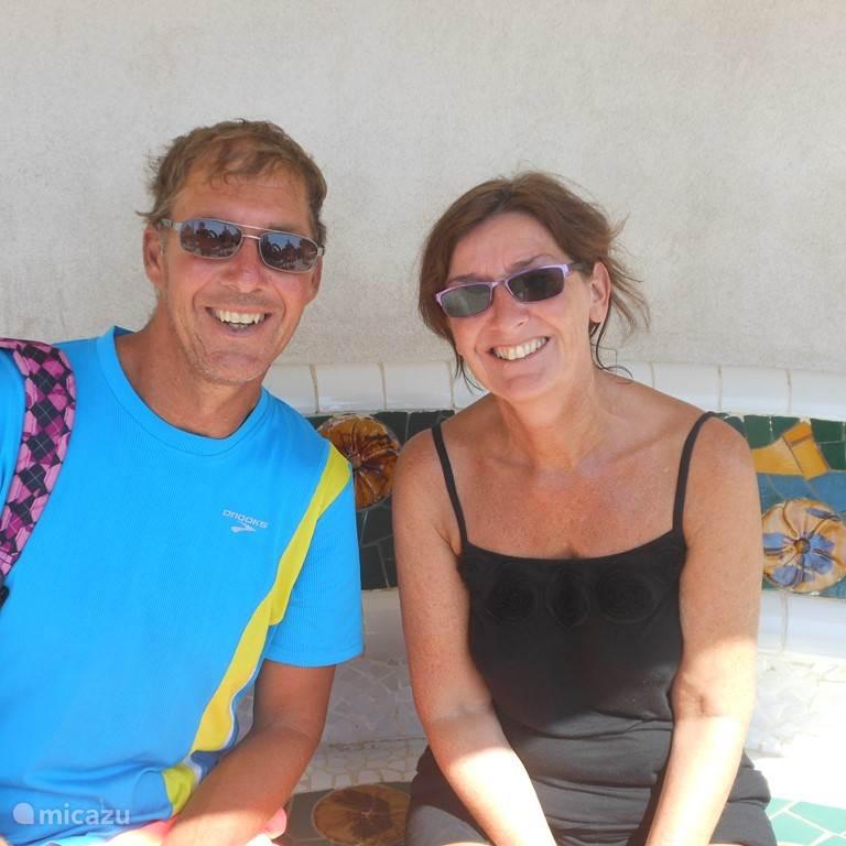 Diane en Geert van de Waterbeemd