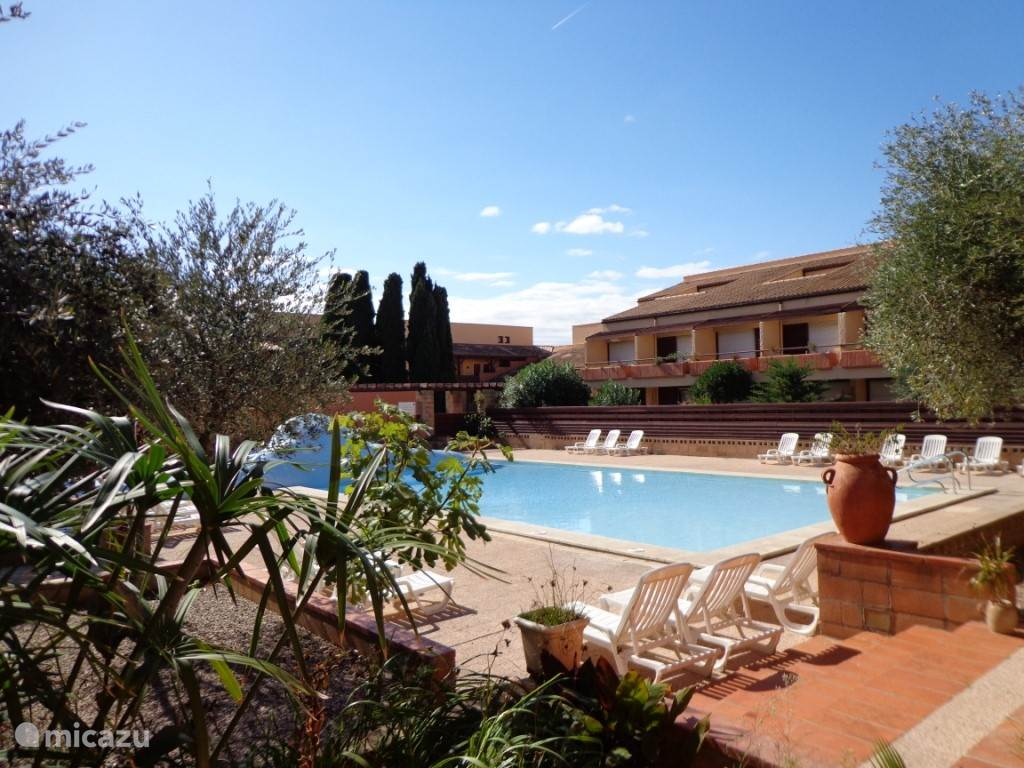 Vacation rental France, Languedoc-Roussillon – apartment Residence du Golf