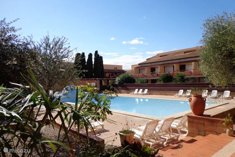 Vakantiehuis Frankrijk, Pyrénées-Orientales, Saint-Cyprien Plage Appartement Résidence du Golf