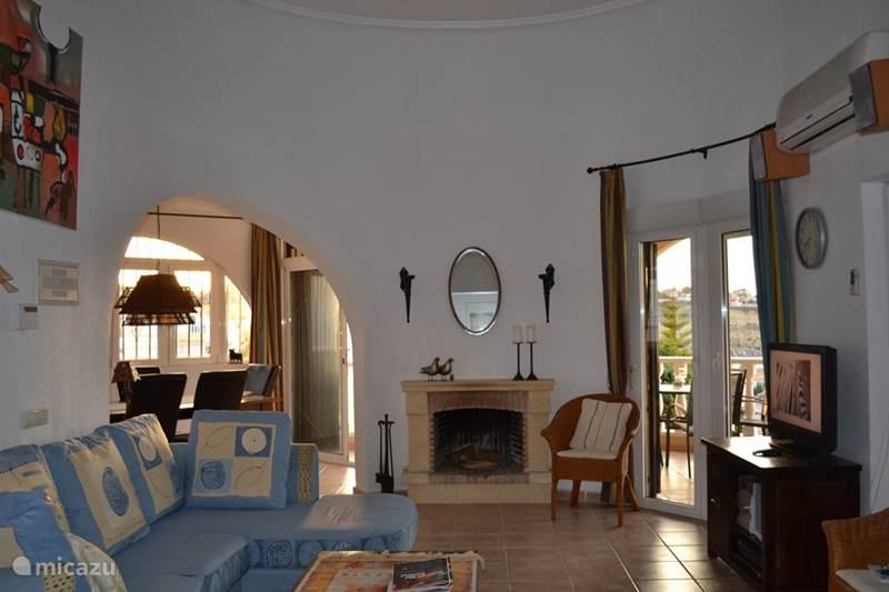 Casa dana ciudad quesada in rojales costa blanca huren for Casa decoracion ciudad quesada