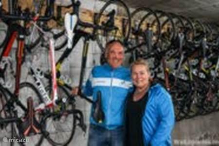 Racefietsen, toerfietsen en e-bikes huren in Guardamar (Costa Blanca)