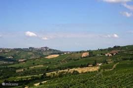Panorama uitzicht vanaf uw privéterras