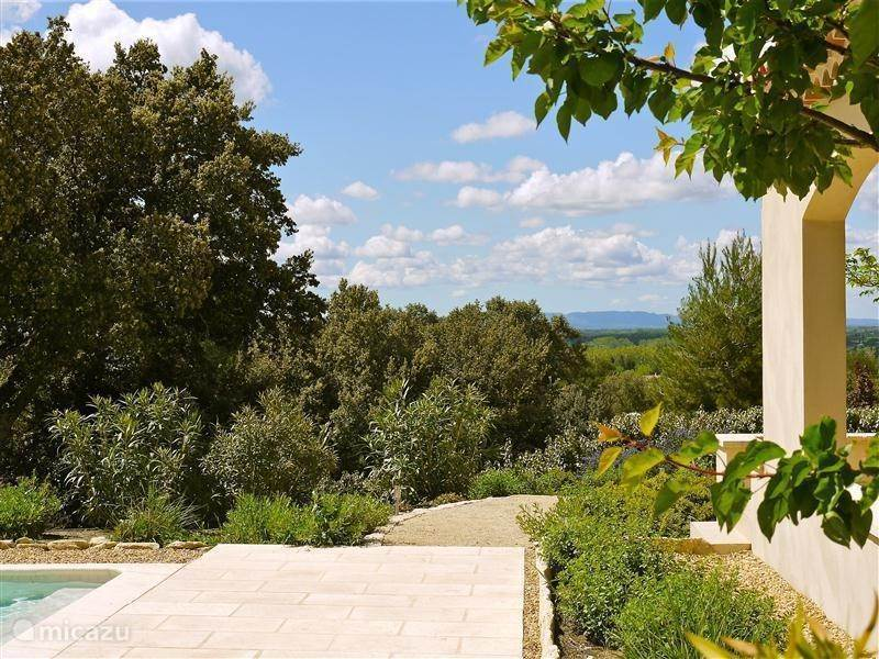 Vacation rental France, Provence, Saumane de Vaucluse Villa Pure Provence
