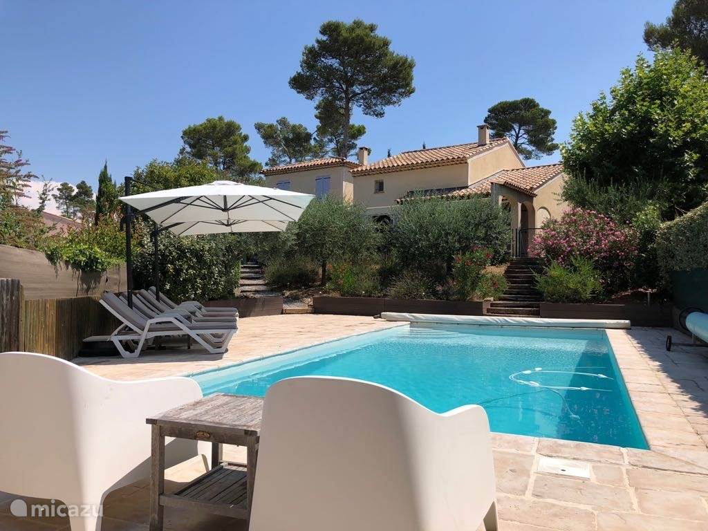 Vacation rental France, Provence, Nans-les-Pins villa Mirabeau