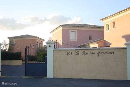 Vacation rental France, French Riviera, Juan-les-Pins villa Le Clos des Grenadine Villa 6