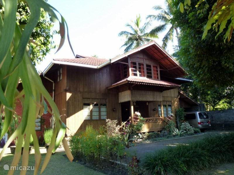 Vacation rental Indonesia, Java – holiday house Guesthouse Tanen (Yogyakarta)