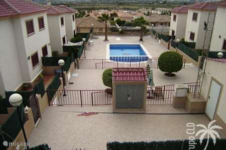 Vakantiehuis Spanje, Costa Blanca, San Fulgencio La Marina vakantiehuis Vakantiehuis in La Marina