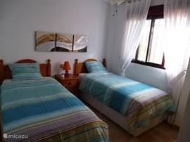 begane grond slaapkamer