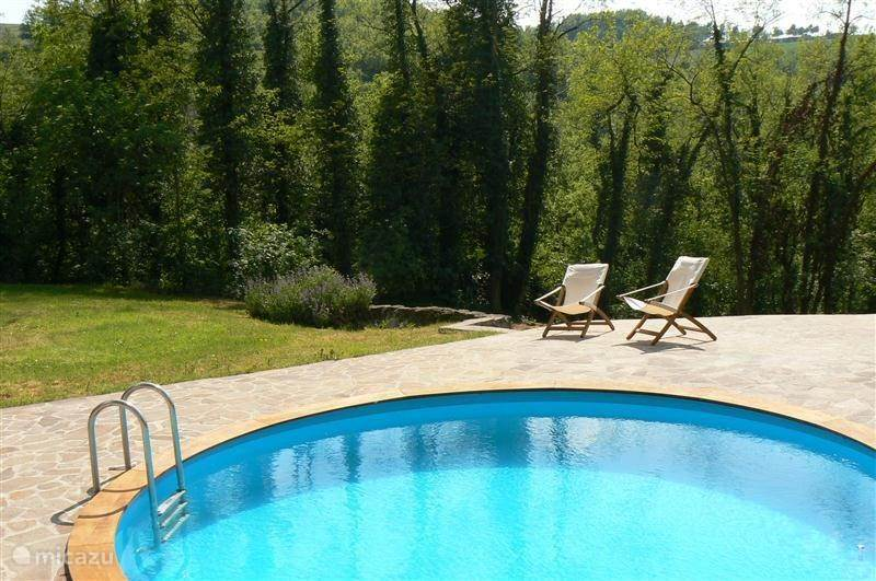 Vacation rental Italy, Emilia-Romagna, Sarsina holiday house Rustico Savignano