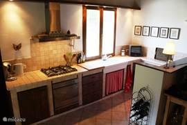 Vakantiehuis rustico savignano in sarsina emilia romagna itali huren - Eettafel schans ...