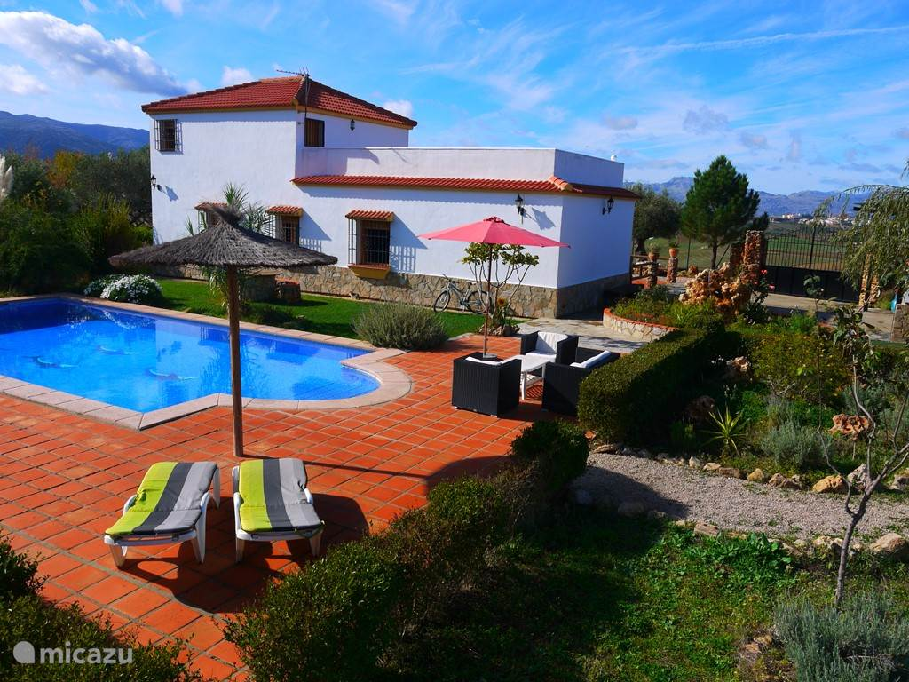 Vakantiehuis Spanje, Andalusië, Ronda villa Villa Granados