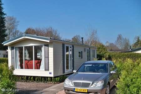 Vakantiehuis Nederland, Drenthe, Vledder chalet Chalet Lijster camping Padjelanta