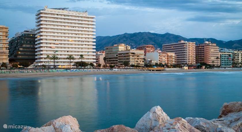 Vakantiehuis Spanje, Costa del Sol, Fuengirola Studio Appartement Stella Maris