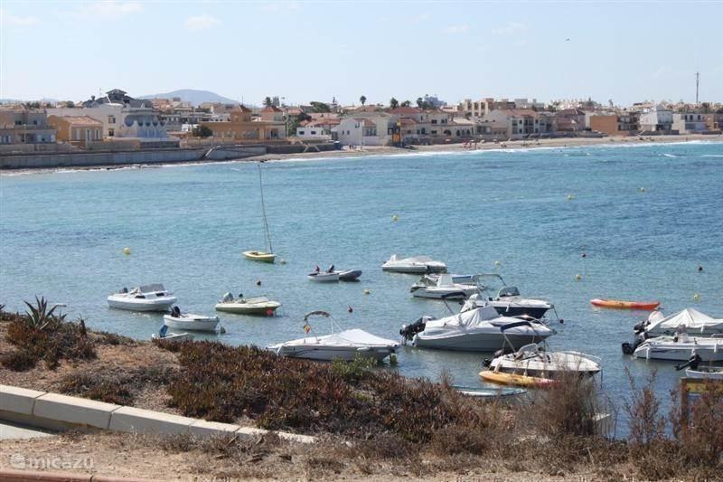 Cabo de Palos, een authentiek vissersdorp