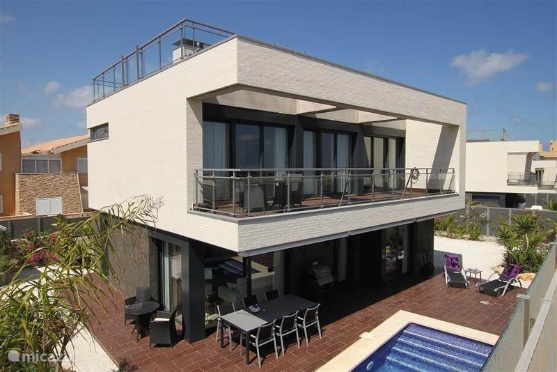 Vakantiehuis Spanje, Costa Cálida, Cabo de Palos villa Villa Pastorale Cabo de Palos