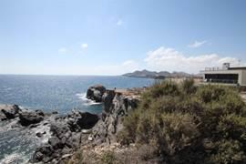 Unieke ligging op de kaap van Cabo de Palos.