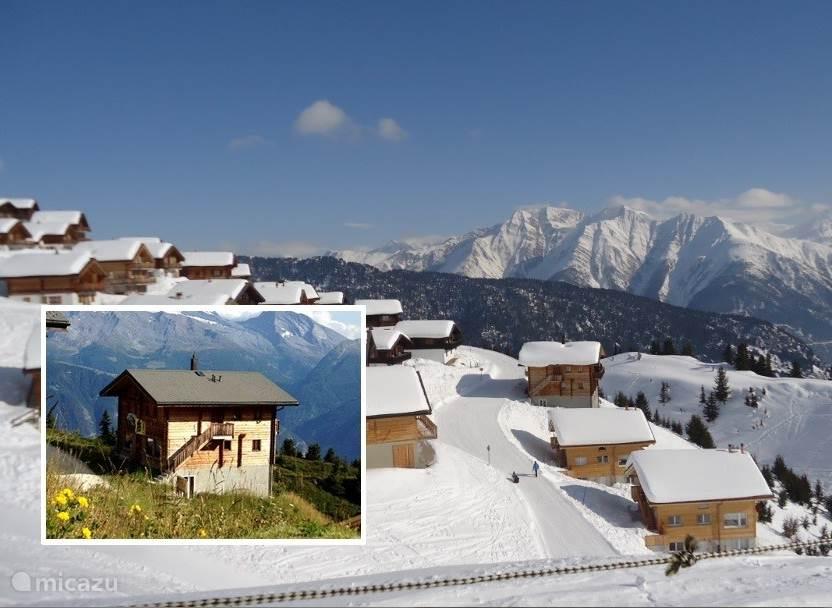 Ferienwohnung Schweiz – chalet Chalet Wanderparadies
