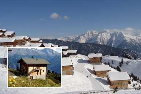 Vakantiehuis Zwitserland – chalet Chalet Wandelparadijs
