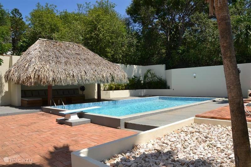 Vakantiehuis Curacao, Banda Ariba (oost), Jan Thiel Villa Villa Cactus