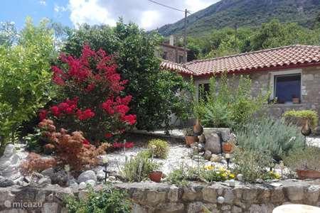 Vakantiehuis Griekenland – vakantiehuis Huis Olijfje