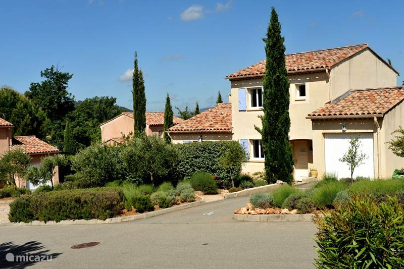 Vacation rental France, Var, Nans-les-Pins Villa Villa Tosca