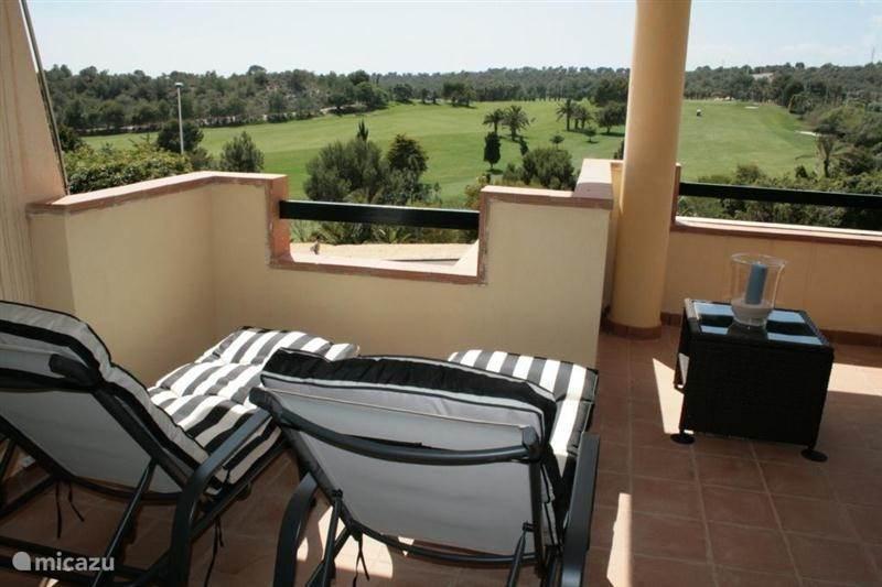 Vakantiehuis Spanje, Costa Blanca, Orihuela Costa appartement CampoAmor Albatros appartement