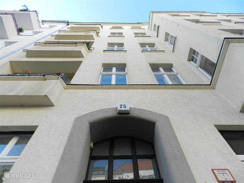 Vakantiehuis Duitsland, Berlijn, Berlijn Appartement Charlottenburg Lodge