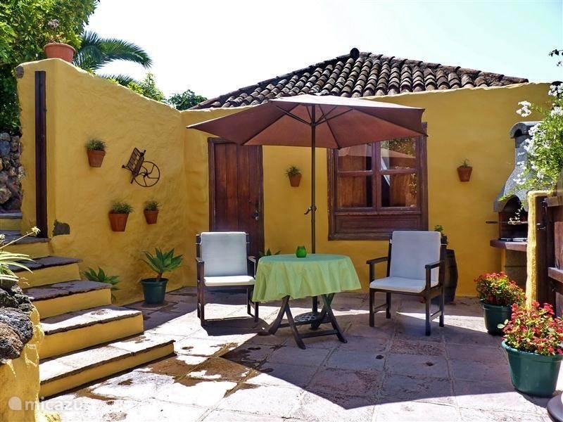 Vakantiehuis Spanje, Tenerife, Icod de los Vinos vakantiehuis Casa Los Perros