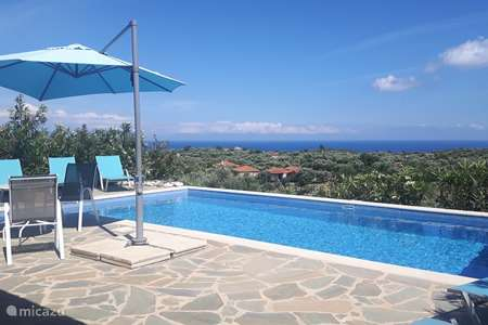 Vacation rental Greece – villa Villa Aphrodite, private pool