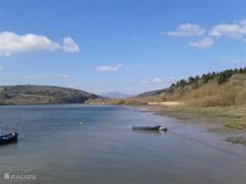 Nabijgelegen Villierstown heeft ook een aanlegsteiger bij de rivier.