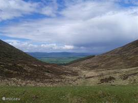 'The Vee', Knockmealdown mountains