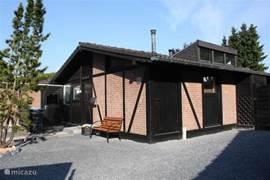 Vrijstaand vakantiehuis aan de rand van het bos vlak bij NL grens bij Arcen (3,5km).