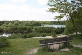 Urenlang luisteren naar de natuur is hier nog mogelijk (1,5km).