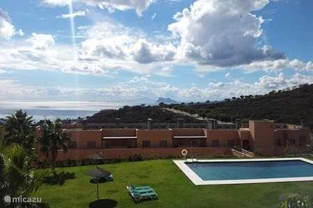 Vakantiehuis Spanje, Costa del Sol, Manilva - appartement Penthouse app Manilva Costa del Sol