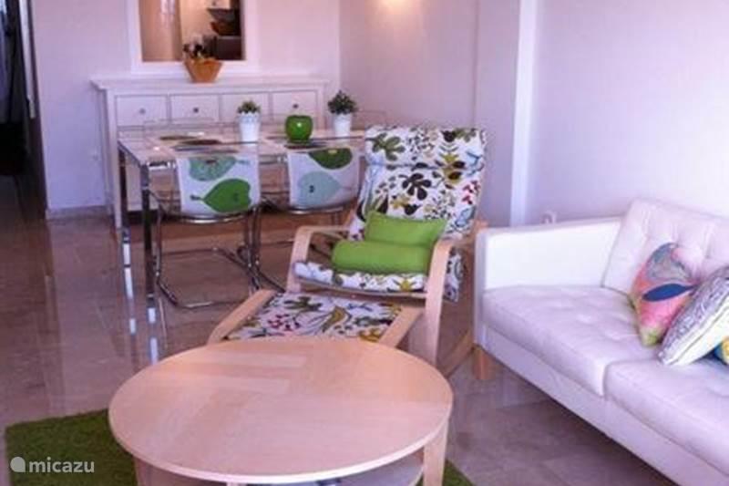 Vakantiehuis Spanje, Costa del Sol, Manilva Appartement Penthouse app Manilva Costa del Sol