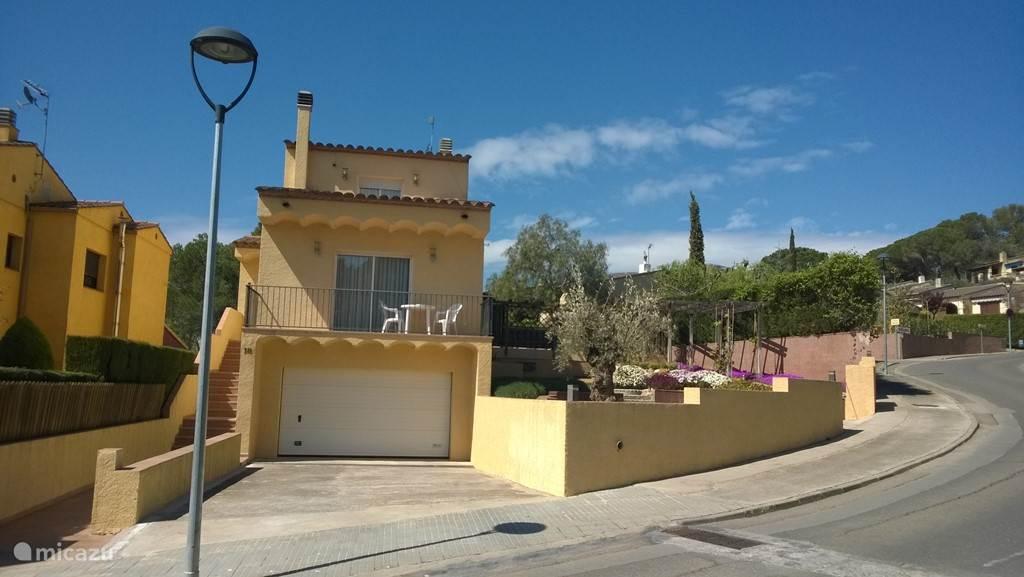 Duiken / snorkelen, Spanje, Costa Brava, L'Estartit, villa Casa Bella Vista