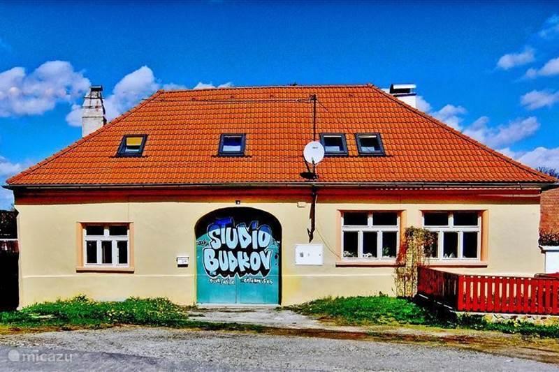 Vakantiehuis Tsjechië, Zuid-Bohemen, Vlachovo Brezí Vakantiehuis Studio Budkov
