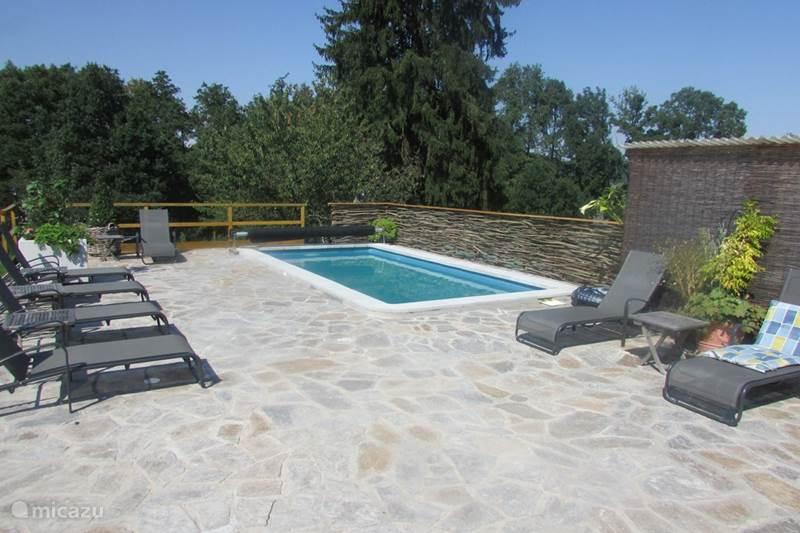 Vacation rental Czech Republic, South Bohemia, Vlachovo Brezí Holiday house Studio Budkov