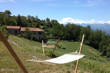 Ferienwohnung Italien, Piemont, Castellino Tanaro appartement Casa Ochetto 2-8 p