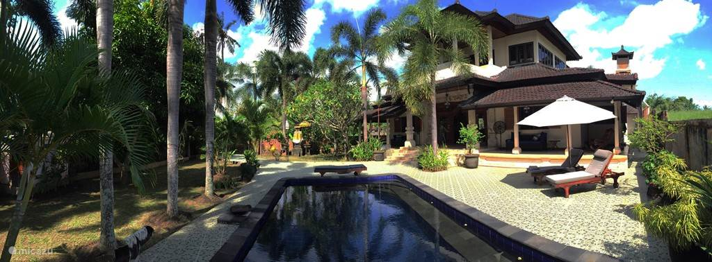 Vacation rental Indonesia – villa Villa greyhound