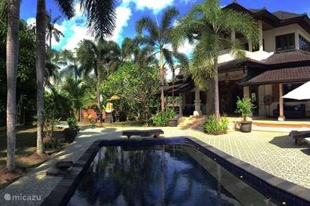 Vakantiehuis Indonesië, Bali, Canggu - villa Villa Greyhound