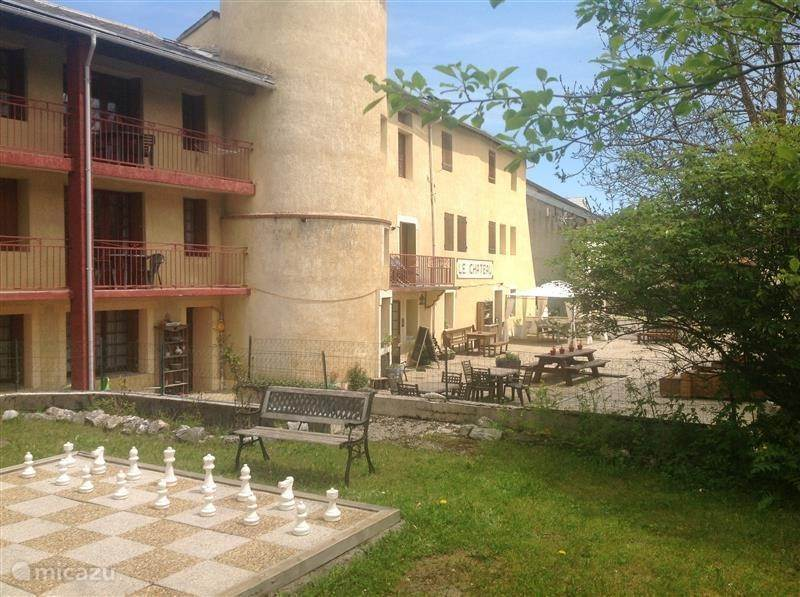 Vakantiehuis Frankrijk, Pyreneeën, Camurac Appartement Chateau de Camurac (A)