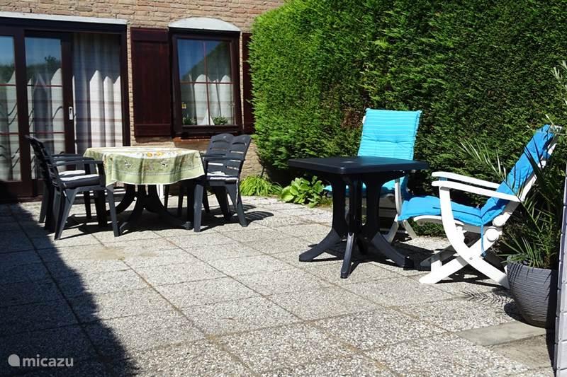 Vakantiehuis Nederland, Zeeland, Cadzand-Bad Vakantiehuis Vakantiehuis Cadzand bij Zwin