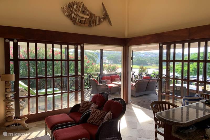 Ferienwohnung Curaçao, Curacao-Mitte, Blue Bay Villa BEST VIEW @ BlueBay Village Villa 11