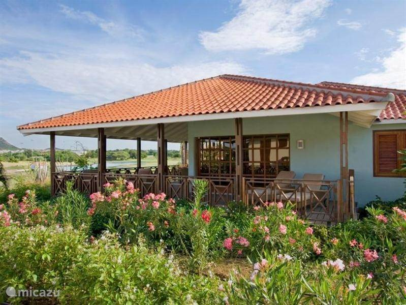 Vacation rental Curaçao, Curacao-Middle, Blue Bay Villa Best View BlueBay Village Villa 11