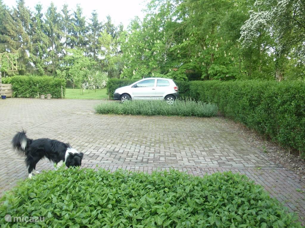 prive-parkeerplaats